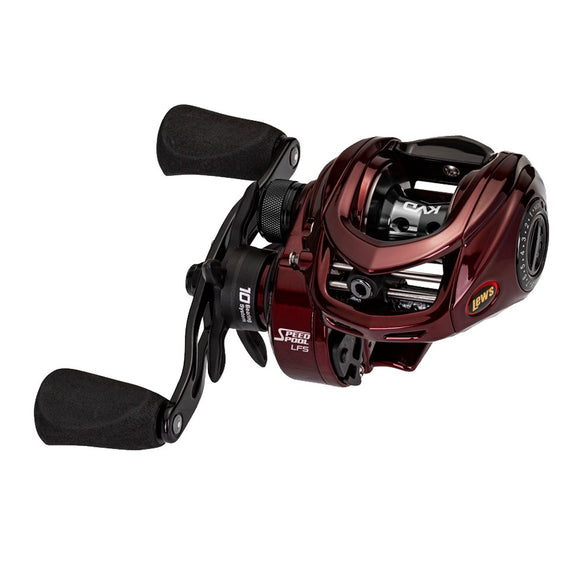 COMING SOON:  New Lew's KVD LFS Reels Series