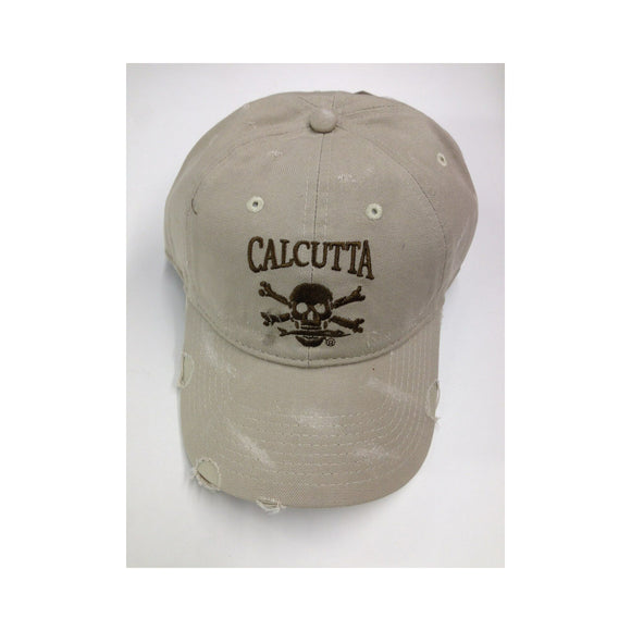 New Authentic Calcutta Hat Khaki
