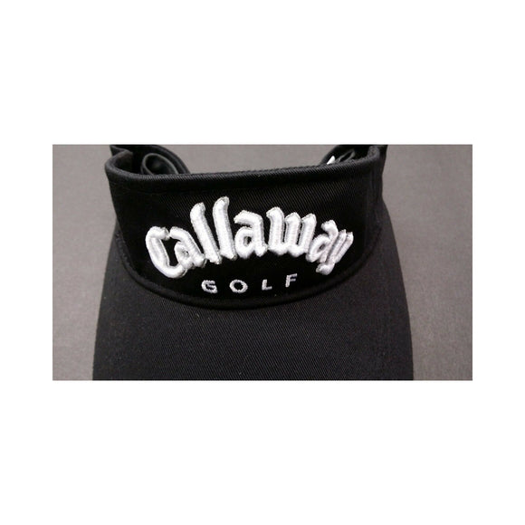 Black/ White Callaway Golf Logo