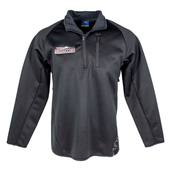 New Authentic Skeeter Aftco Vulcan 1/4 Zip Windblock Jacket