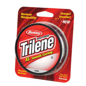 Berkley Trilene XL Line 330yd Clear