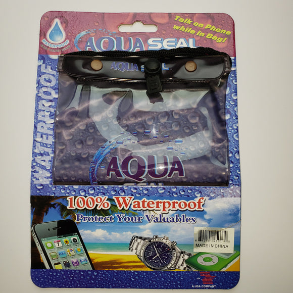 Aqua Seal Waterproof Valuable Protector Smoke Gray 7