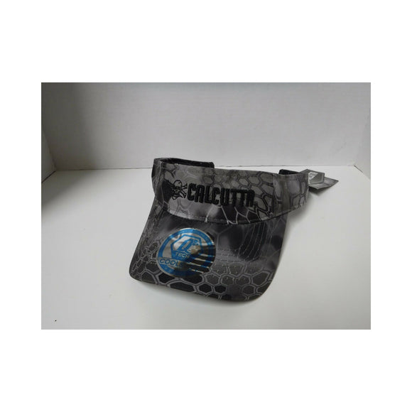 New Calcutta Visor Kryptek Raid/ Adjustable BLACK/GRAY