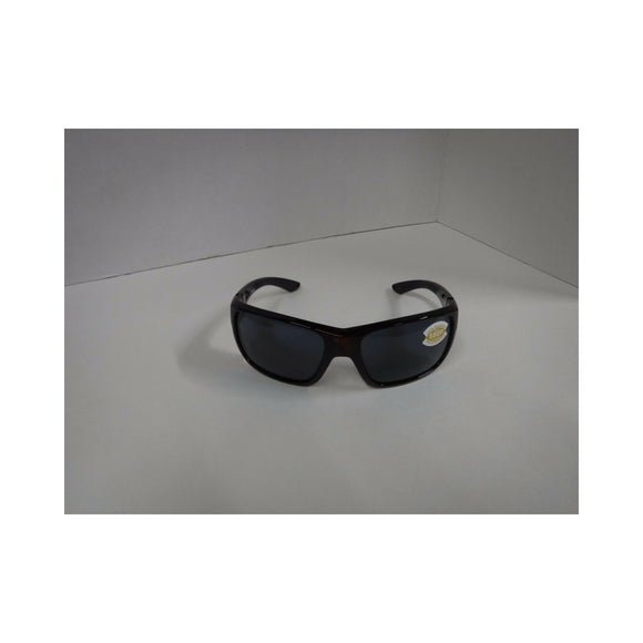 Z Discontinued Costa Rooster Sunglasses Tortoise/ Polarized Gray Lens