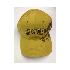 New Authentic Calcutta Hat Gold
