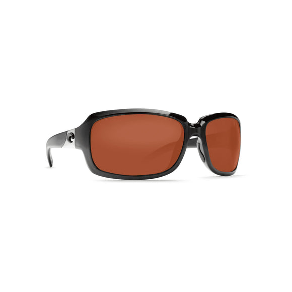 Shiny Black Frame/ Copper Lens 580P