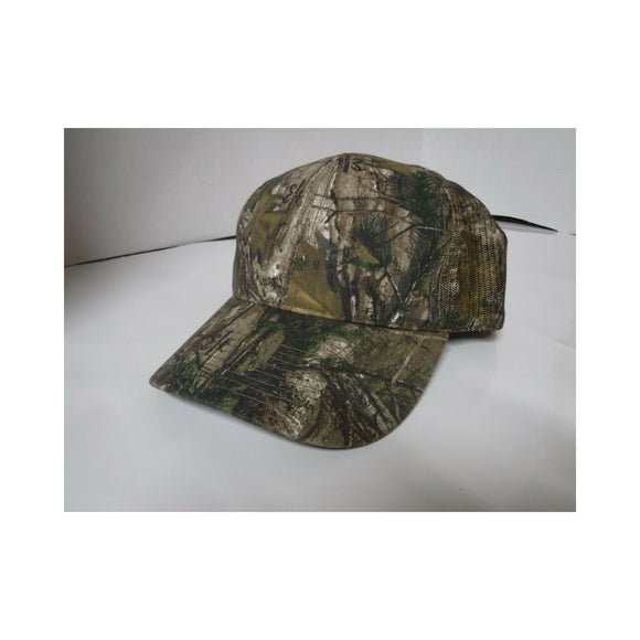 New Authentic RealTree Hat Extra Essential Outdoor/ Camo/ Camo Mesh Back