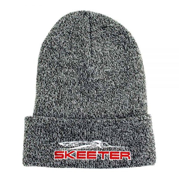 New Authentic Skeeter Carhartt Beanie Black and White
