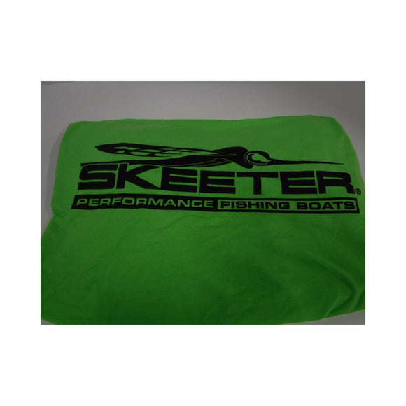 Lime Green/ Front Black Skeeter Bug Logo