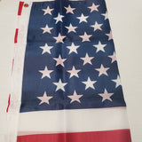 New American Flag 3'x5' Red, White & Blue
