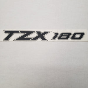 "New Authentic Skeeter TZX180 Series Decal Black 12.46"" X 1.71"""
