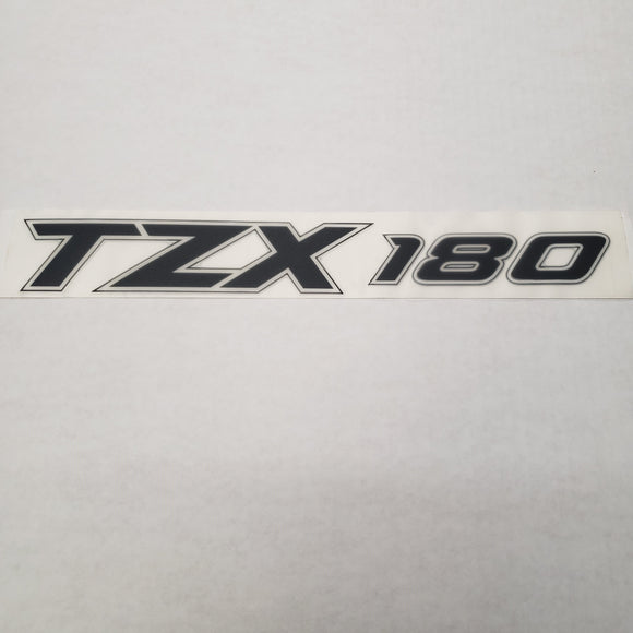 New Authentic Skeeter TZX180 Series Decal Black 12.46