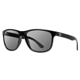 New Authentic Calcutta Catalina Sunglasses Black Frames/ Polarized Gray Lens