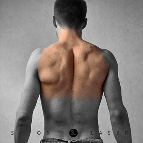 Upper Back+Back Neck (M)