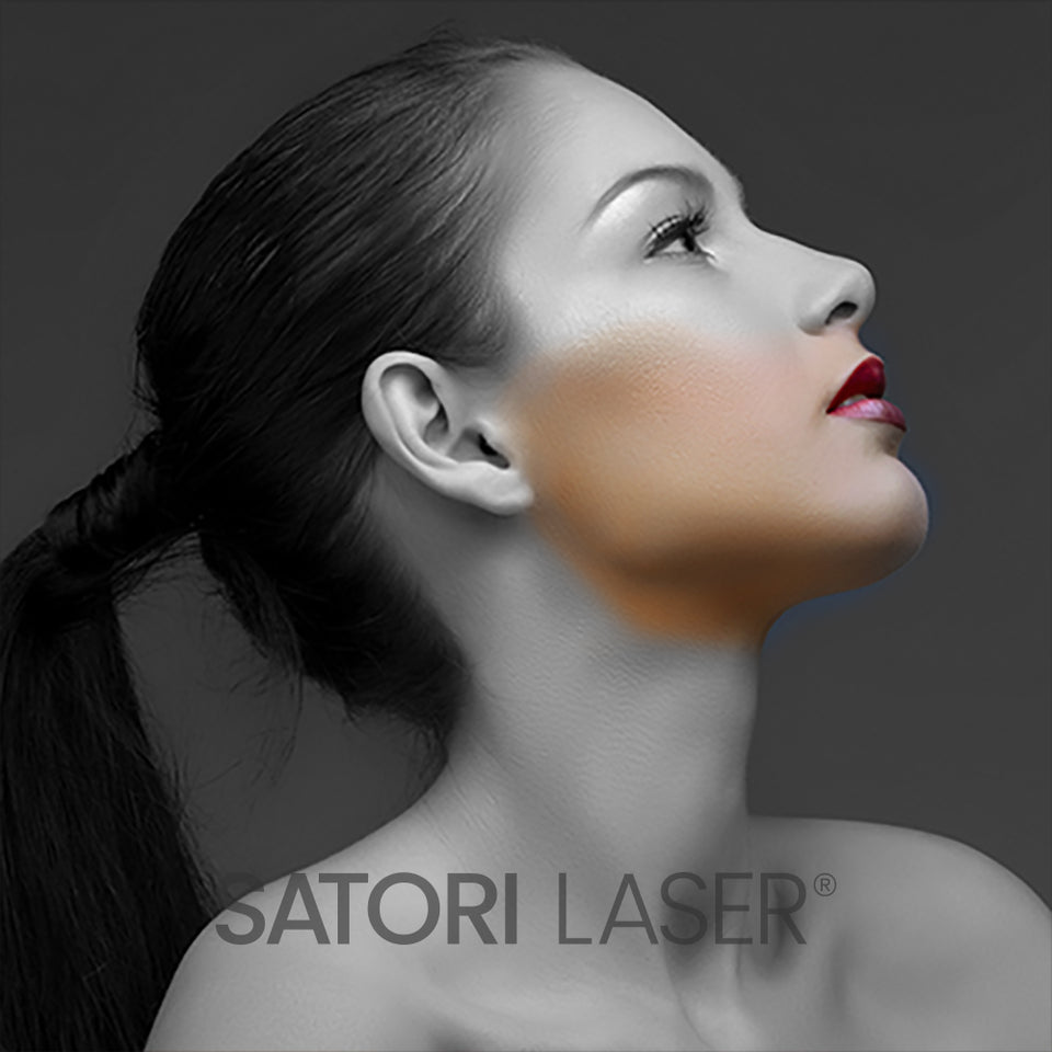 Lower Face+Upper Neck (F) - Satori Laser