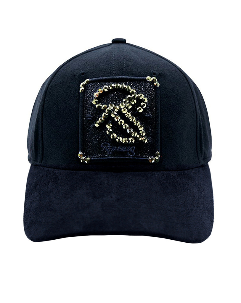 Casquette Enfant RS Strass Gold