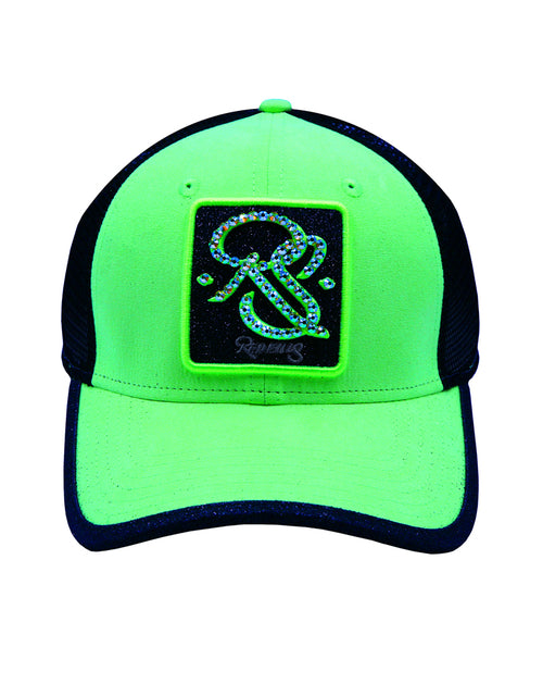 Casquette Redfills Green Filet Deluxe - RedFills