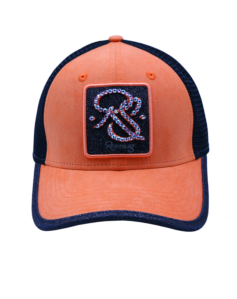 Casquette Redfills Orange Filet Deluxe - RedFills