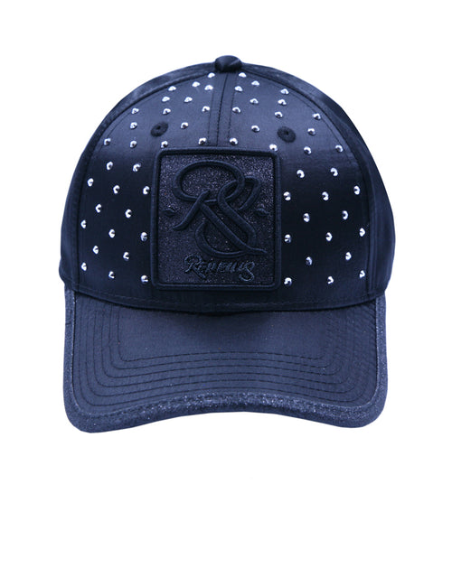 Casquette Redfills Satin Strass Lab - RedFills