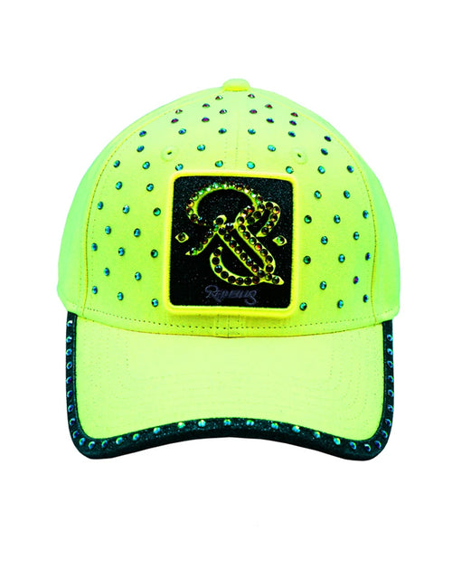Casquette Redfills Yellow AB Deluxe Plus