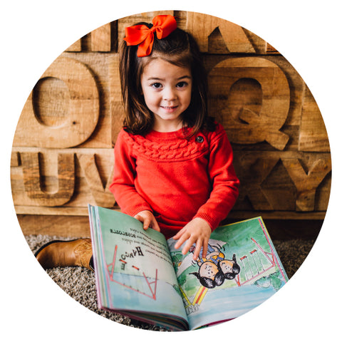 little girl book