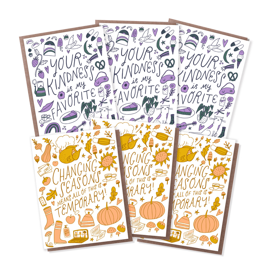 ENCOURAGEMENT CARD SET