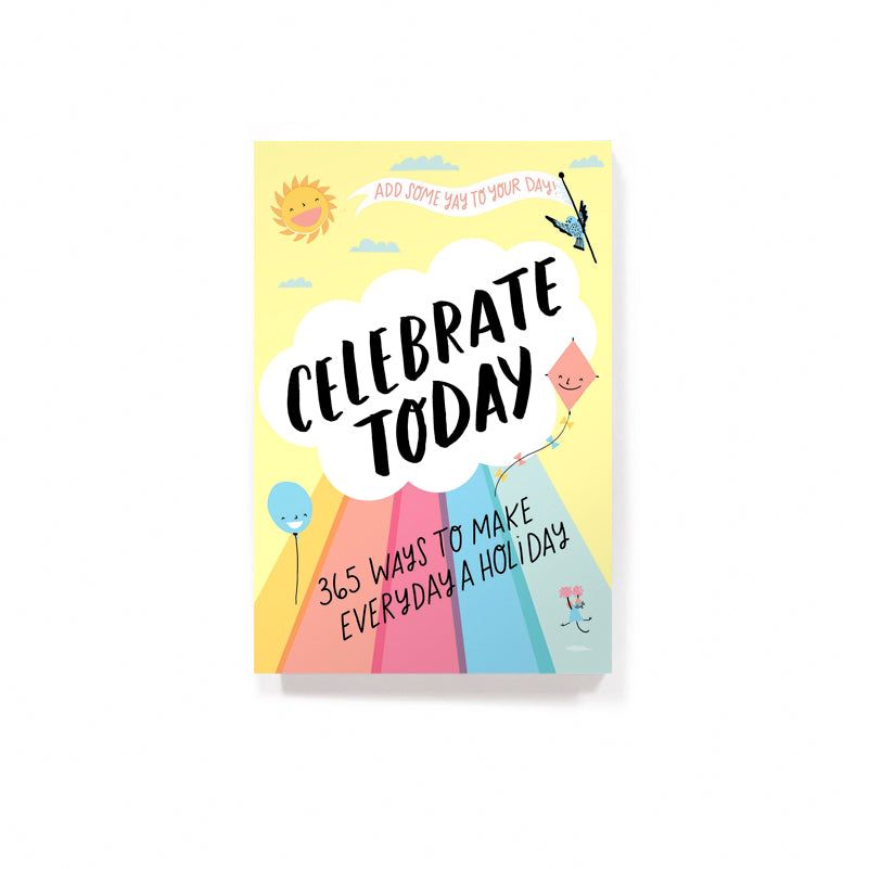 CELEBRATE TODAY (GUIDED JOURNAL)