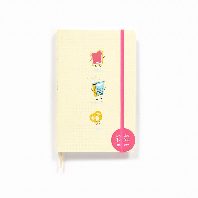 CELEBRATE TODAY JOURNAL (FLEXIBOUND WITH STICKER SHEETS)
