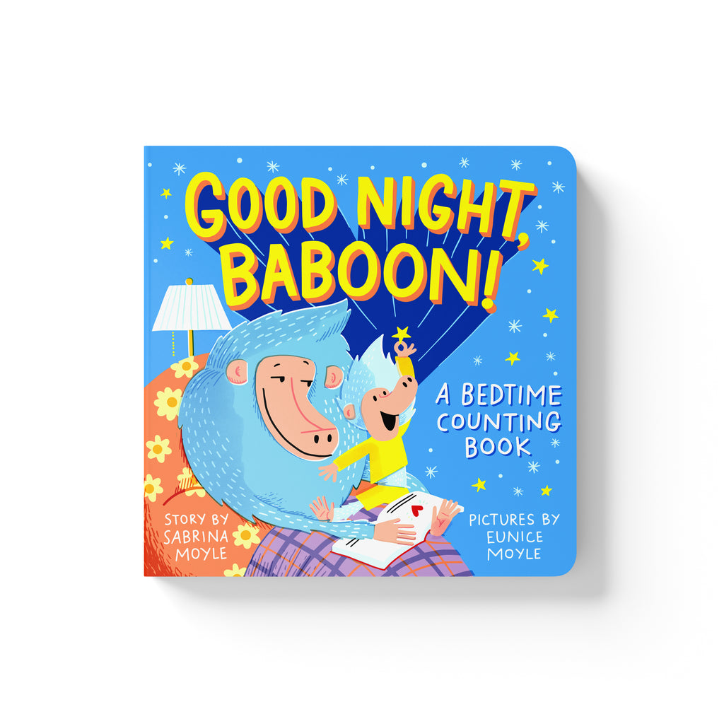 GOOD NIGHT, BABOON!