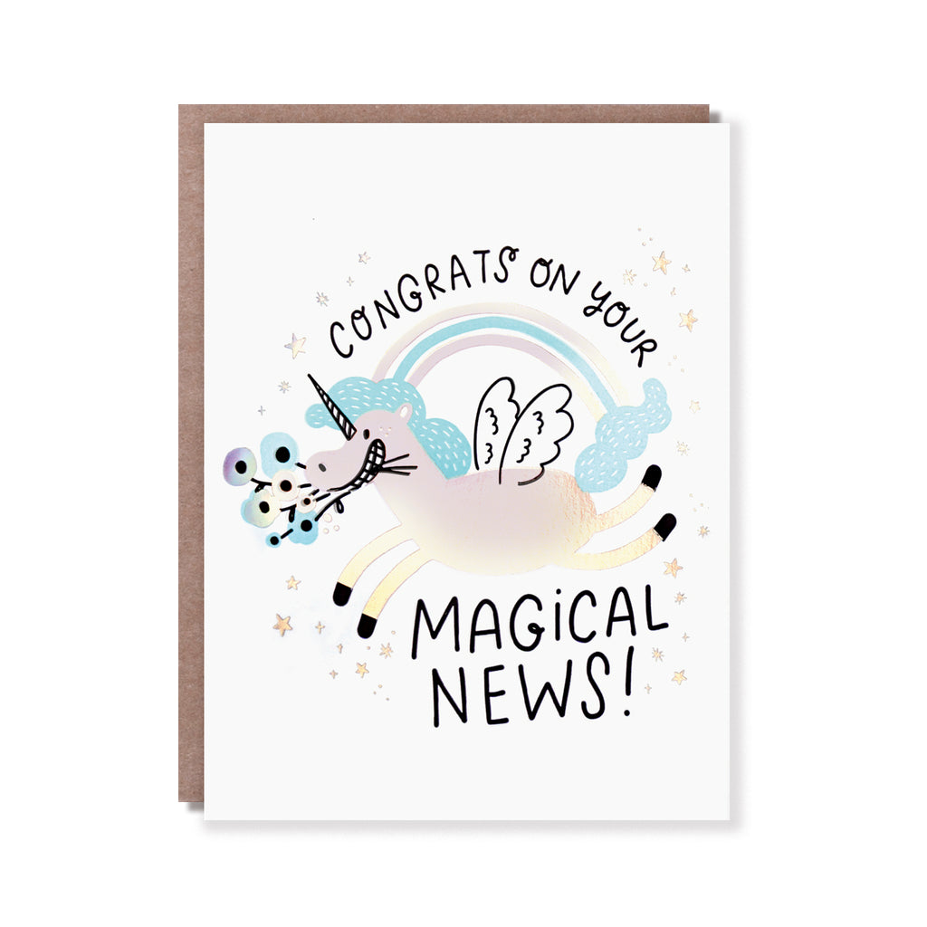 MAGICAL NEWS
