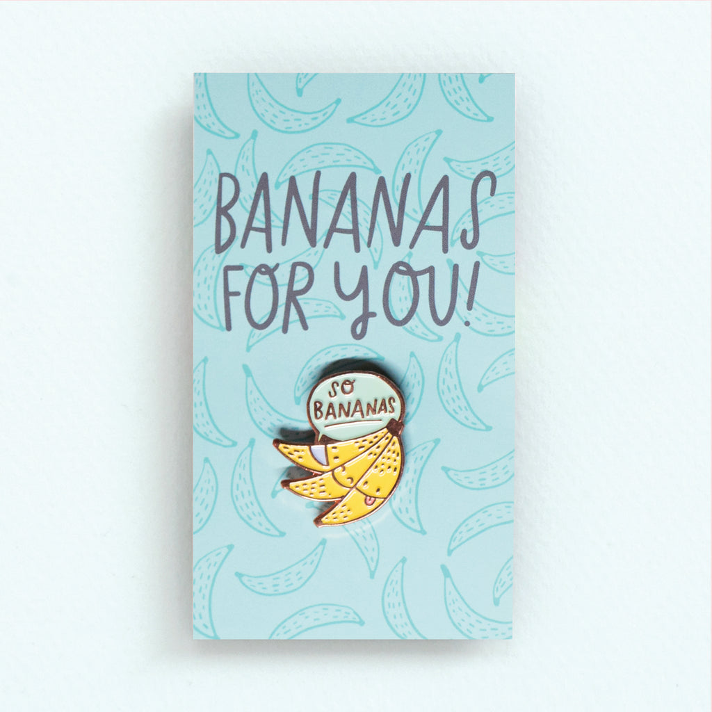 BANANAS PIN
