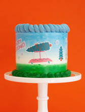 Load image into Gallery viewer, LET'S GET A TREE! EDIBLE STICKIE AND SPRINKLES KIT