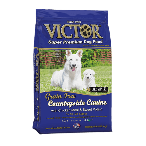 Countryside Canine™ Grain Free – with Chicken Meal and Sweet Potato – Dry Dog Food