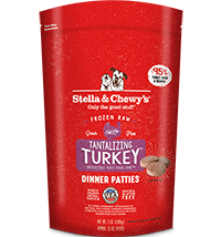 Stella & Chewy's Frozen Tantalizing Turkey Dinner
