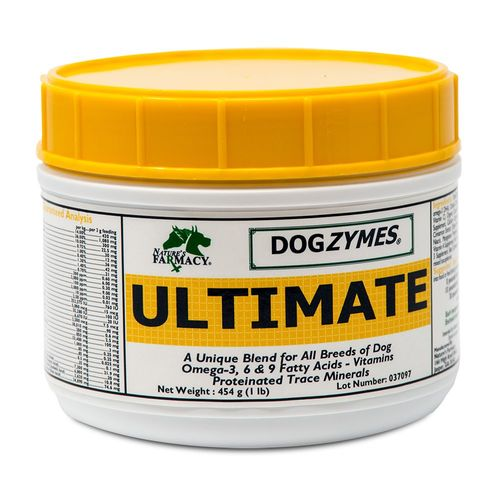Nature's Farmacy DOGZYMES Ultimate - Vitamin Supplement for Dogs