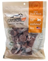 Momentum Freeze Dried Duck Necks Dog Treats