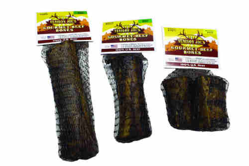Venison Joe's Gourmet Beef Bones - Medium