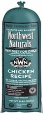 Northwest Naturals Frozen Chicken Recipe for Dogs