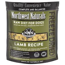 Northwest Natural Freeze Dried Nuggets for Dogs - Lamb