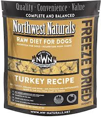 Northwest Natural Freeze Dried Nuggets for Dogs - Turkey