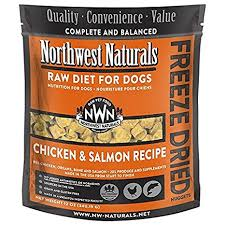 Northwest Natural Freeze Dried Nuggets for Dogs - Chicken & Salmon