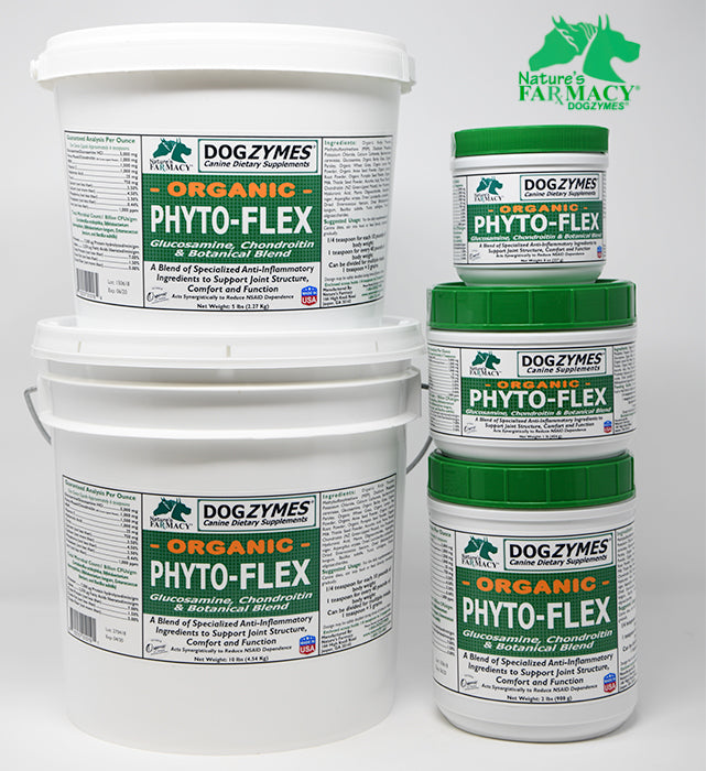 Nature's Farmacy DOGZYMES Phyto-Flex (Hip and Joint)
