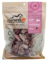 Momentum Freeze Dried Pork Tenderloin Dog Treats
