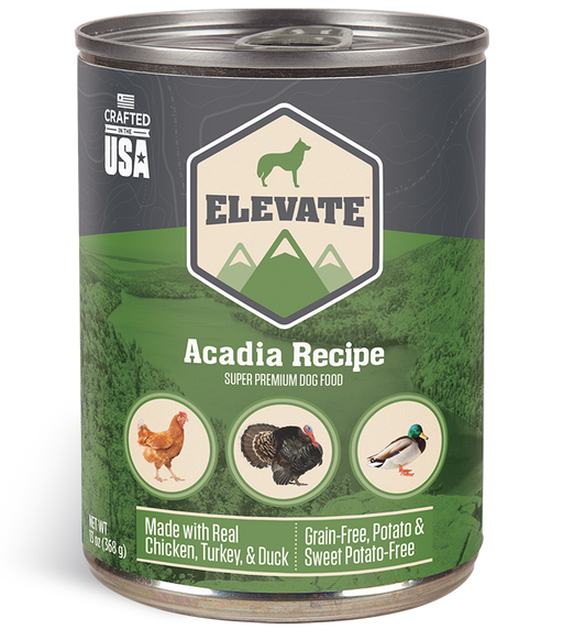 Elevate™ Acadia Recipe SUPER PREMIUM WET DOG FOOD