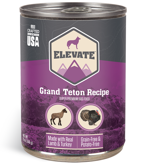 Elevate™ Grand Teton Recipe SUPER PREMIUM WET DOG FOOD