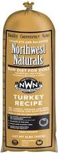 Northwest Naturals Frozen Turkey Recipe for Dog