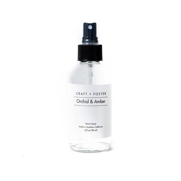 Orchid & Amber Room Spray - Mcknz Boutique
