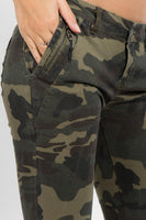 Army Printed Pant - Mcknz Boutique