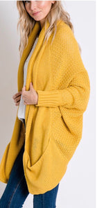 La Belle Cardigan - Mcknz Boutique