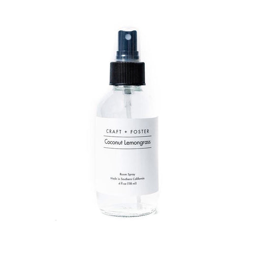Coconut Lemongrass Room Spray - Mcknz Boutique